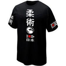 T-Shirt JU-JUTSU JU-JITSU JIU-JITSU JUJITSU JAPAN JAPON SPORT COMBAT ART MARTIAL