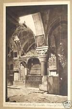 LEHNERT & LANDROCK N°619 JERUSALEM CHAPELLE SEPULCRE