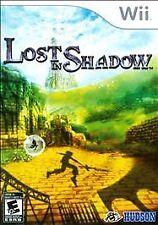 Lost in Shadow WII New Nintendo Wii