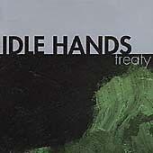 Idle Hands- Treaty CD emo hardcore cranberries meet dillinger escape plan