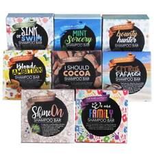 Shampoo Bars ~ Assorted Types Vegan Cruelty Free Zero Waste