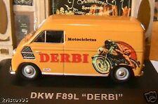 DKW F89L DERBI MOTOCICLETAS IXO ALTAYA 1/43 SPANIA NEW