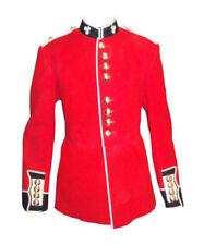 IRISH GUARDS Trooper Red Tunic - Ceremonial British Army Uniform Good Condition