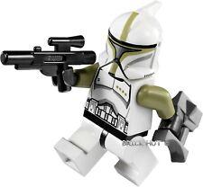 LEGO STAR WARS CLONE TROOPER SERGEANT FIGURE - FAST + GIFT - 75000 - 2013 - NEW