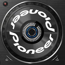 PIONEER XDJ-RX  XDJ RX JOG / SLIPMAT GRAPHICS / STICKERS - CDJ DDJ DJM REKORDBOX