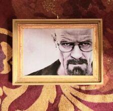 Walter White Heisenberg Breaking Bad Inspired Christmas Ornament/Magnet/DHM Wall