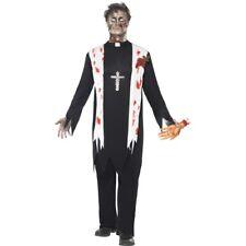 prêtre Costume de Zombie mort-vivant Monastère horreur MONSTER Pasteur