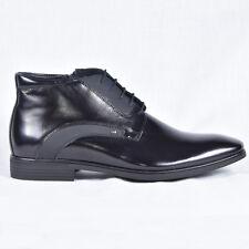 Herrenschuhe Siefel Boots Siefeletten Business Schwarz Neu Leder 42 43 44 45