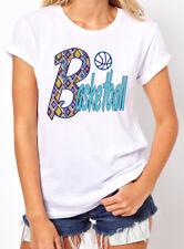 Basketball Women's T-shirt. ball is life practice game day basketball mom shirt