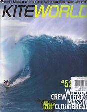 Kite World magazine Energy issue BKSA Freestyle tour Gear Development Raceboard