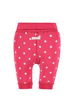 BELLYBUTTON Newborn Flash Jogginghose Sterne pink  Gr.56 - 68 NEU