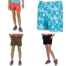 Regatta Boys & Girls Damzel Coolweave Part-Elasticated Cotton Shorts