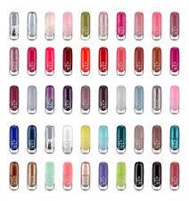 Vernis ongles Essence - Shine Last & Go - gel nail polish - 50 nuances au choix.