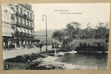 ESPAGNE SPAIN - SAN SEBASTIAN - FUENTE DEL BOULEVARD