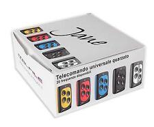 Telecomando universale quarzato Jane Q - 30,900  - 30,875 Mhz o altre frequenze