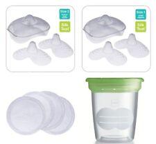 Mam Breast Feeding (Milk Storage, Nipple Shields size 1/Size 2, Breast Pad)