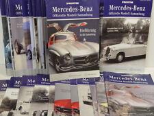 DeAgostini 1:43 - Mercedes Benz Sammlung -  Heft Nummer aussuchen 1-80