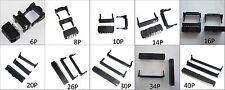 JTAG Socket IDC Connector FC-14P FC-16P FC-26P FC-30P FC-40P 2.54mm - Kit Set