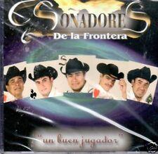 Sonadores de La Frontera Un Buen Jugador  BRAND NEW SEALED CD