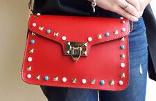 borsa donna in vera pelle modello VALENTINA Large a tracolla