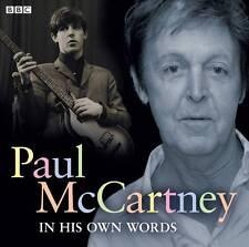 Paul McCartney in His Own Words by Sir Paul McCartney (CD-Audio BOOK 2012),NEW
