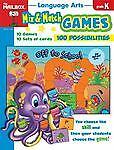 Mix & Match Games: Language Arts Gr. K