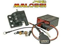 Bloc CDI boitier TC Unit K15 + Bobine MALOSSI Piaggio NRG Power DD NTT Quartz 50
