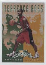 2012-13 Panini Crusade Green #51 Terrence Ross Toronto Raptors Basketball Card