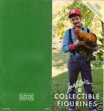 1991 Lowell Davis Schmid Collectibles Brochure