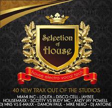 CD Selection Of House de Varios Artistas 2CDs