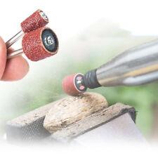 50x Manicure Pedicure Sanding Bands Nail Drill File Replacement Machine Bits