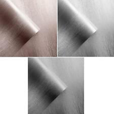 Muriva Silk Ombre Embossed Metallic Foiled Vinyl Wallpaper Luxury Shiny 10m Roll