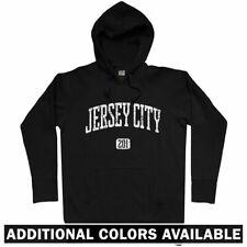 Jersey City 201 Hoodie - New NJ Chilltown Devils NJCU Knights NYC - Men S-3XL