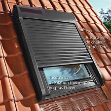 Original VELUX SSL Volet roulant télécommandé à énergie solaire