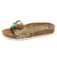 B2264 ciabatta donna ASH UNO scarpa beige shoe woman