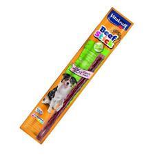 Vitakraft BeefStick WITH VEG Meat Beef Sticks Dog Puppy Treats Sugar Free 12g