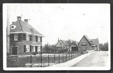 Groot-Ammers rppc Rectory BROMOGRAFIA Netherlands 1931