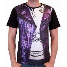 The Joker Body Suicide Squad Costume Kostüm Männer Men T-Shirt