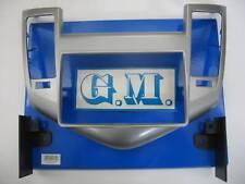 Cadre d'autoradio car radio 2 Double Din Chevrolet CRUZE à partir de 2009 argent