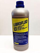 Olio lubrificante paraffinico fluido antiruggine LUBROFLUID - SGL 018