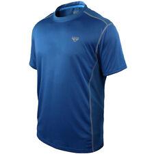Condor Surge Rendimiento Camiseta Hombre Tactico Senderismo Clásica Cobalt