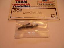 YOKOMO ZR-006M biellettes 20 mm pour YR-4