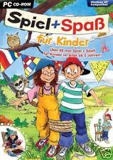 SPIEL + SPASS FÜR KINDER - 66 mal lustige Spiele! - NEU