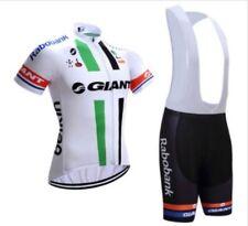 Completo Ciclismo Giant 2018 divisa fondello Gel 9D