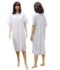 90 cm manches longues Schiesser Femme Chemise de nuit Sleepshirt exclusif beige chiné