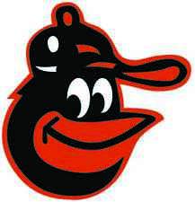 Etiqueta Del Vinilo Pegatina de los Orioles de Baltimore    5 Tallas    8fb83c68697