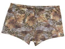 original Solar Tan Thru Badehose Panty Shorty Gr 5, 7, 9 durchbräunend NEU Braun