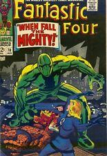 Fantastic Four #70 January 1968 Mad Thinker