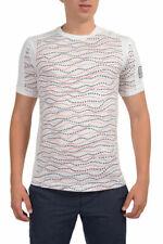 Moncler Gamme Bleu Men's Multi-Color Crewneck T-Shirt US S M L XL