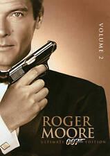James Bond: Moore, Vol. 2 (DVD, 2013, 3-Disc Set)